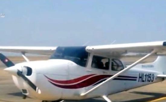 Hàn Quốc: Rơi máy bay ở thủ đô Seoul, 2 người thiệt mạng