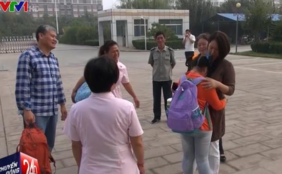 Giải cứu bé gái 13 tuổi người Việt bị bán sang Trung Quốc
