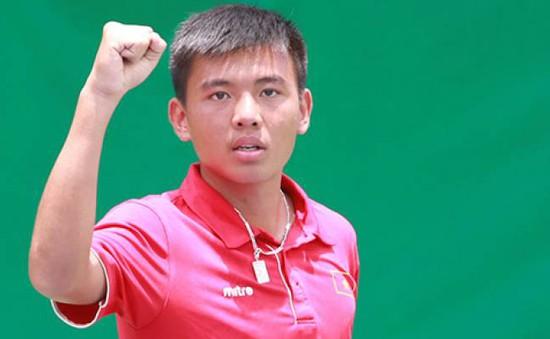 Lý Hoàng Nam lọt nhóm các tay vợt xuất sắc nhất thế giới