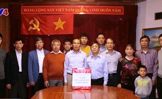 Cộng đồng người Việt ở Belarus hướng về quê hương