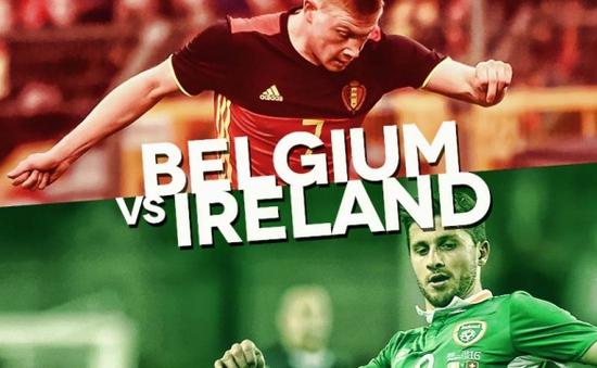 Lịch trực tiếp EURO 2016 ngày 18/6 và 19/6: Chờ đợi ĐT Bỉ và Bồ Đào Nha!