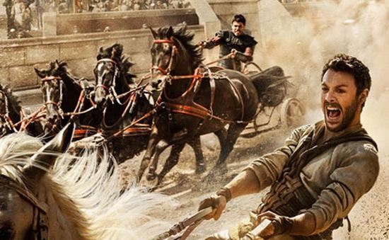 Tác phẩm kinh điển Ben-Hur tái xuất màn ảnh lớn