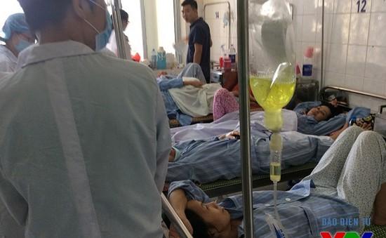 TP.HCM: Hơn 100 công nhân Worldon bị ngộ độc thực phẩm đã xuất viện