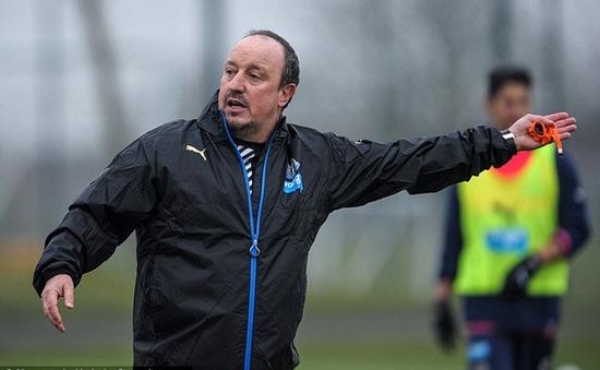 HLV Benitez đổi cách huấn luyện khi tới Newcastle