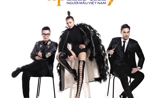 Lộ diện bộ 3 quyền lực của Vietnam's Next Top Model 2016