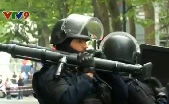 Bỉ bắt 12 nghi phạm chuẩn bị các vụ tấn công mới