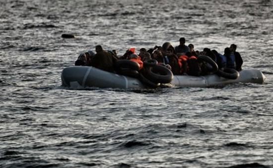 Hải quân Anh tham gia ngăn chặn nạn buôn người tại biển Aegean