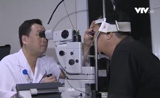 Laser quang đông võng mạc - Phương pháp điều trị biến chứng đáy mắt