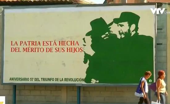 Các biển hiệu quảng cáo nở rộ tại Cuba