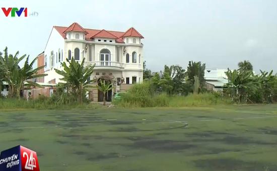 """Biệt thự xây sai phép ở Cần Thơ: Chính quyền """"nhắm mắt làm ngơ""""?"""