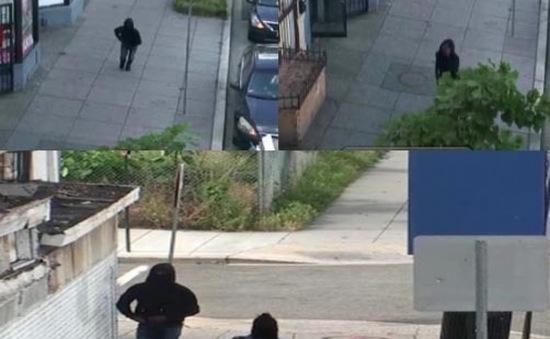 Xả súng tại Washington (Mỹ), 4 người bị thương