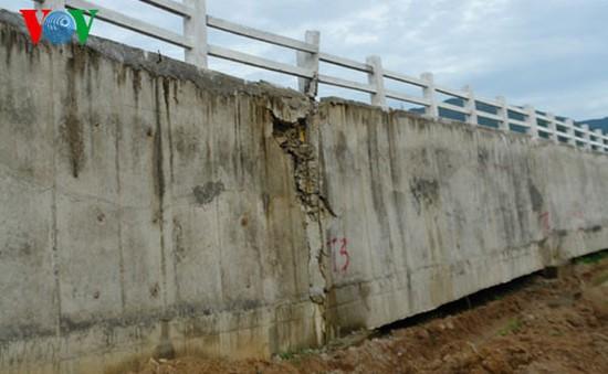 Thẩm định toàn bộ dự án cầu máng số 3 tại Bình Thuận