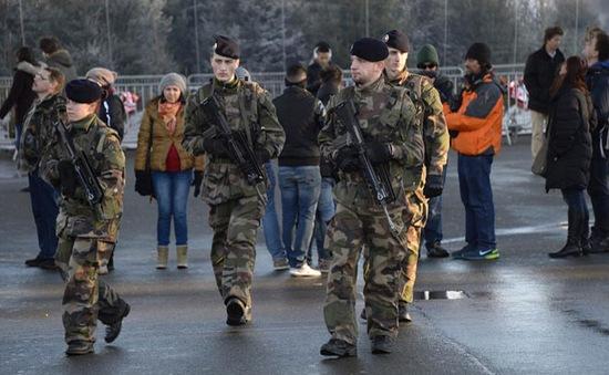 Pháp sẽ triển khai lực lượng đồn trú ở Burkina Faso