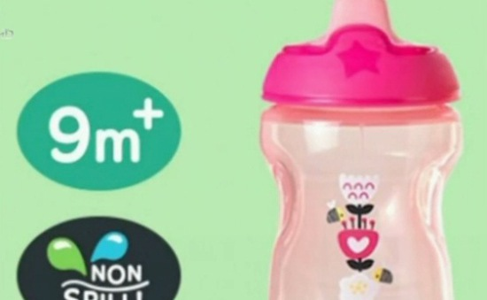 Mỹ thu hồi 3,1 triệu bình sữa