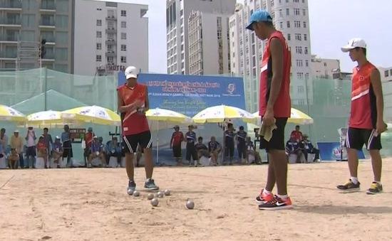 Đội tuyển Bi sắt Việt Nam giành hai HCĐ ở ngày thi đấu cuối cùng