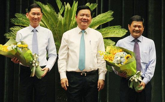 Thủ tướng phê chuẩn 2 Phó Chủ tịch mới của TP.HCM