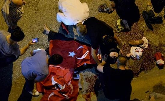 Tổng thống Thổ Nhĩ Kỳ tin vào sức mạnh của người dân