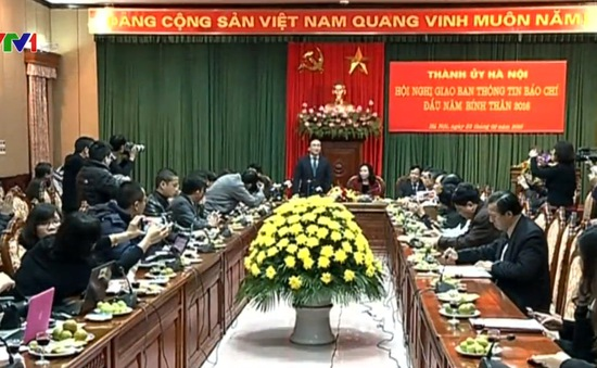 Bí thư Thành ủy Hà Nội: Nỗ lực cải cách hành chính, hạn chế nhũng nhiễu, tiêu cực