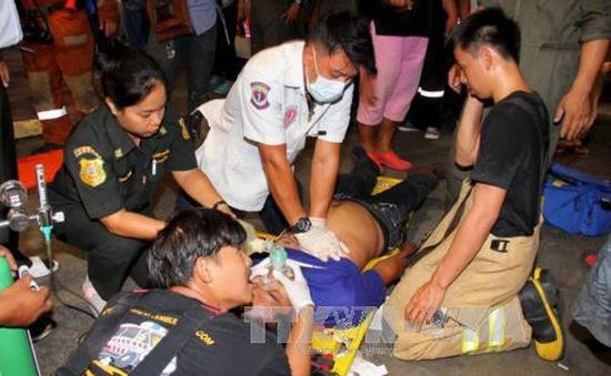 Thái Lan buộc tội 2 lãnh đạo công ty Megaplanet sau vụ tai nạn tại Bangkok