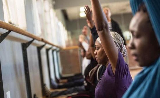 Lớp học ballet khuấy động thị trấn Soweto, Nam Phi