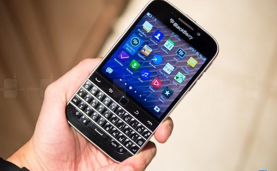 """BlackBerry """"khai tử"""" dòng máy Classic"""