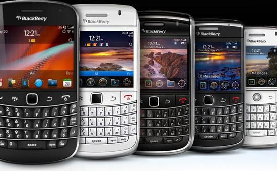 """Black Berry ngừng sản xuất điện thoại thông minh: Khi đại gia cũng """"ngã ngựa"""""""