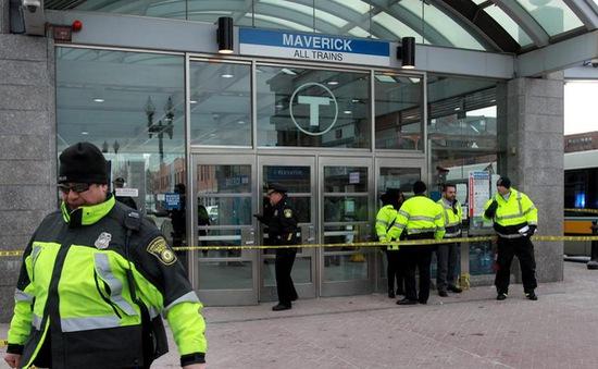 Xả súng tại ga tàu điện ngầm ở Mỹ