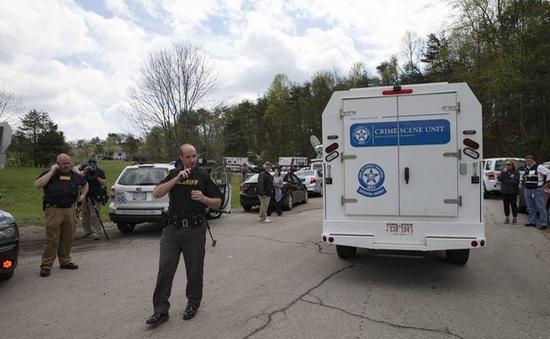 Mỹ: Xả súng kiểu hành quyết, 8 người thiệt mạng