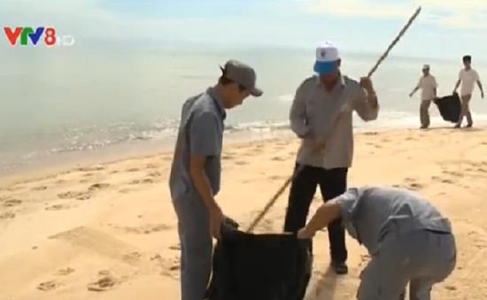 Doanh nghiệp du lịch chung tay bảo vệ môi trường biển TT-Huế