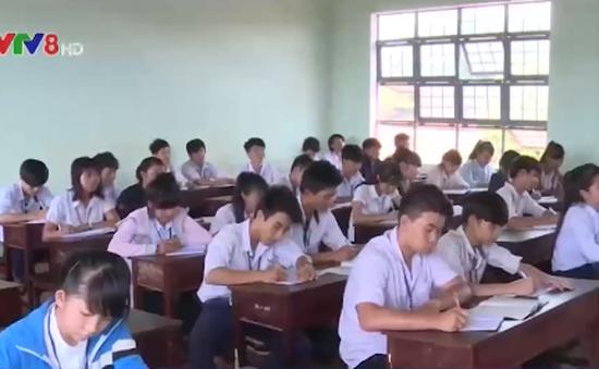 Quảng Trị vận động học sinh trở lại trường sau Tết