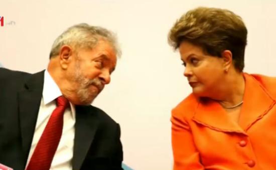 Brazil đình chỉ quyết định bổ nhiệm cựu Tổng thống Lula da Silva