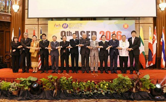 Hội nghị Bộ trưởng Giáo dục ASEAN 2016 tập trung vào 8 lĩnh vực quan trọng