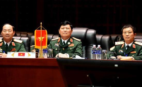 Hội nghị không chính thức Bộ trưởng Quốc phòng ASEAN - Trung Quốc