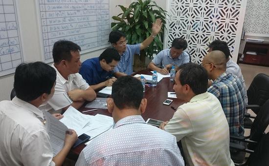 Kiểm tra công trình sập giàn giáo khiến 2 người chết tại Bà Rịa - Vũng Tàu