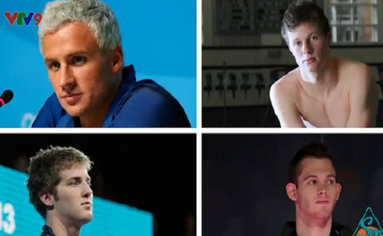 Tuyển thủ bơi lội Mỹ không bị cướp tại Olympic Rio 2016