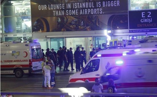 Thổ Nhĩ Kỳ công bố hình ảnh CCTV kẻ tấn công tại sân bay Ataturk