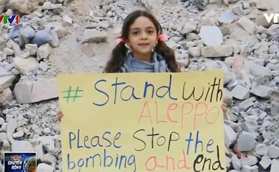 Bài viết của em bé Syria trên Twitter – Minh chứng của cuộc chiến khốc liệt