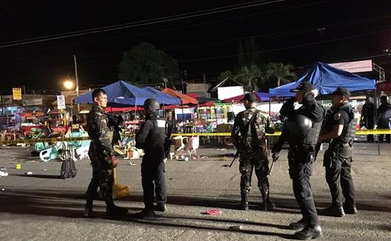 Nổ ở chợ đêm Philippines: Đất nước trong tình trạng báo động khẩn cấp