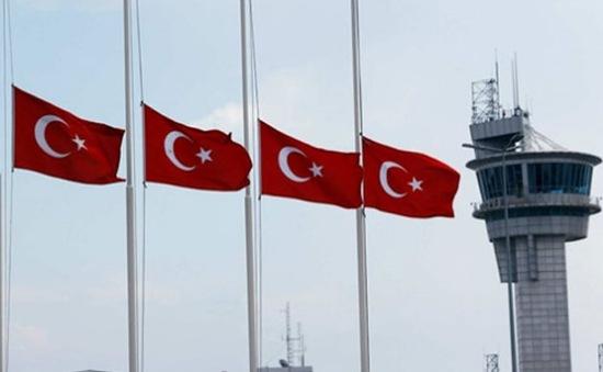 Thổ Nhĩ Kỳ tuyên bố quốc tang tưởng nhớ nạn nhân vụ đánh bom Istanbul