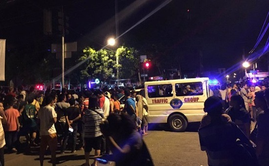 Philippines truy nã 3 nghi phạm đánh bom chợ đêm ở Davao
