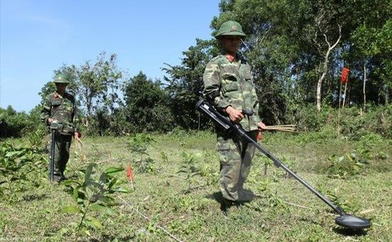 Khánh thành Trung tâm khắc phục bom mìn khu vực ASEAN