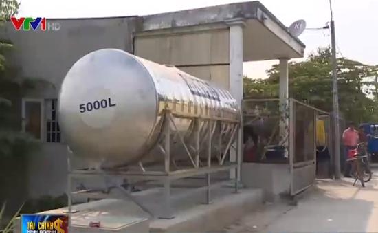 Dự án bồn nước tập trung ở TP.HCM: Tiền tỷ nhưng chưa hiệu quả