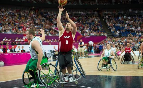 Tìm hiểu về môn Bóng rổ xe lăn tại Paralympic