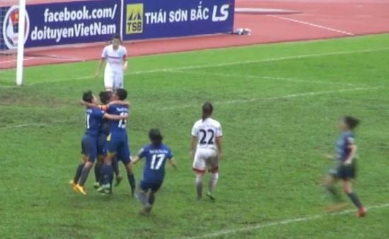 Vòng 14 giải Bóng đá nữ VĐQG 2016: Than KS Việt Nam giành quyền vào bán kết