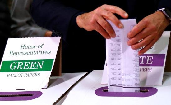 Australia sẽ áp dụng hình thức bỏ phiếu điện tử