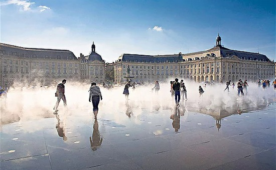 Café Sáng với VTV3: Thích thú với hồ nước tuyệt đẹp giữa lòng Bordeaux