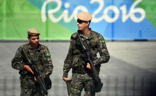 Lực lượng vũ trang Brazil đặt trong tình trạng báo động 24/7