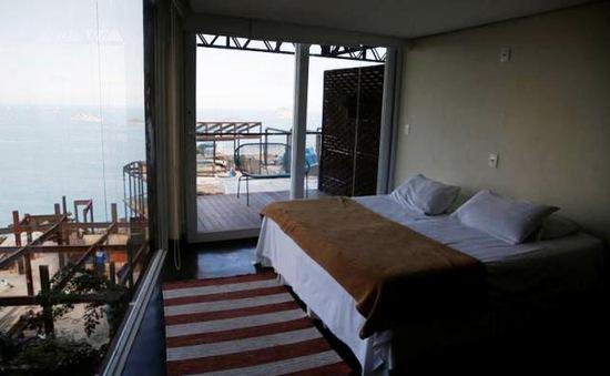 Khách sạn ổ chuột - Trải nghiệm mới cho du khách tới Brazil