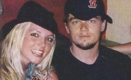 Britney Spears khao khát được hẹn hò với Leonardo DiCaprio