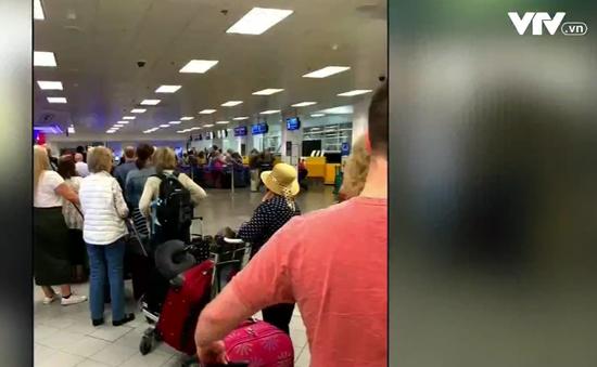 British Airways hoãn nhiều chuyến bay do gặp sự cố hệ thống